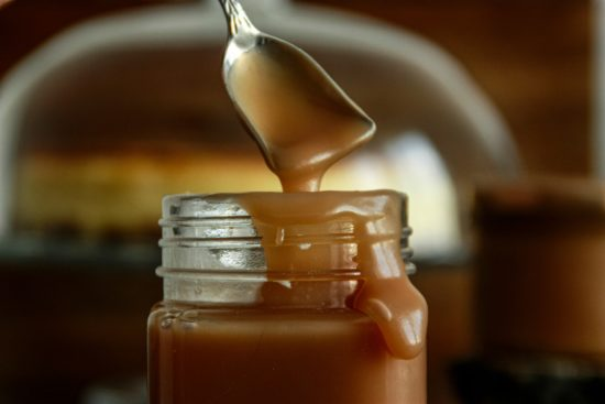 sos de caramel sarat